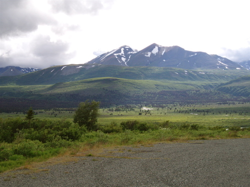 NEAR HAINES JUNCTION